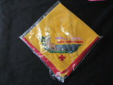 Junior Leader Training Embroidered Neckerchief      tf
