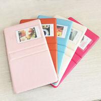Fujifilm Instax Photo Mini Book Album For mini 7s 8 9 25 50s Films 64 Pockets