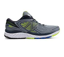 New Balance 860v7 Gray/Neon Yellow Men's Size 8.5 Narrow Running Shoe M860GY7