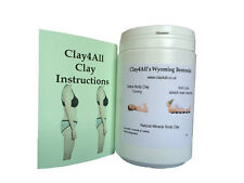 1 Litre Body Wrap Clay – Inch Loss/Toning/Firming