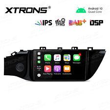 "Android 10.0 9"" Car Stereo Radio GPS TPMS for KIA RIO 4 2016-18 Left Hand Drive"