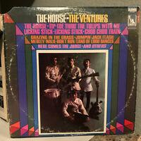 "THE VENTURES - The Horse (Liberty) - 12"" Vinyl Record LP - EX"