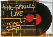 Beatles - Live at The Star Club in Hamburg - HIS Records 2 Lp Set from Holland