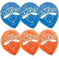 New York Knicks NBA Pro Basketball Sports Party Decoration Latex Balloons