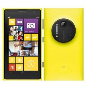 "Original Nokia Lumia 1020 Wifi NFC 41MP 4.5"" Unlocked Windows OS Phone 2G+32GB"