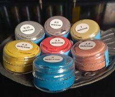 7 bottles 20 Gram Diamond polishing lapping paste pastes compound 0.25 - 5