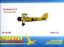Choroszy Models 1/72 TACHIKAWA Ki-17 Primary Trainer