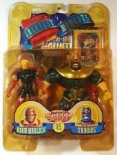 Toy Biz Marvel Greatest Moments Adam Warlock VS Thanos Previews Exclusive Sealed