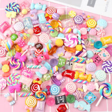 10Pcs Diy Slime Charms Supplies Slime Accessories Filler Candy Sweets