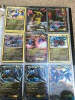 Pokemon Card Lot 50 OFFICIAL TCG Cards Ultra Rare  - GX EX LV X MEGA + HOLOS