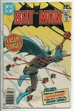 DC Comics Batman #333 March 1981  Catwoman, Wolfman, Jim Aparo cover. FN