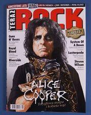 ALICE COOPER Steven Wilson,Royal Blood,Hendrix,Niemen,Mastodon,Pink Floyd,GNR