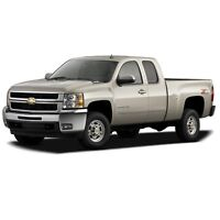 PAINTED BODY SIDE Moldings TRIM Moulding For SILVERADO 2500 HD EXT CAB 2007-2013