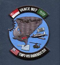 Vance AFB MEF SHARKNADO USAF Training Squadron Patch