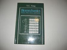 Biomechanics von Y. C. Fung , 1 st ed. 1990