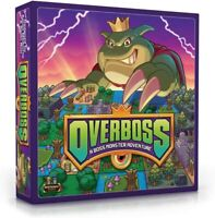 Brotherwise Games, Overboss A Boss Monster Adventure Board Game, New and Sealed