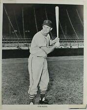 Stan Musial St. Louis Cardinals HOF 8x10 Vintage Team Issued Photo