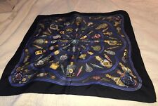 hermes silk scarf 90 cm. Excellent Condition