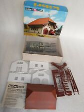 Kibri HO Gauge No 8032 Fire Brigade Depot Model Kit Unused