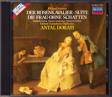Antal Dorati: Richard Strauss delle rose cederai la donna senza ombra SUITE CD