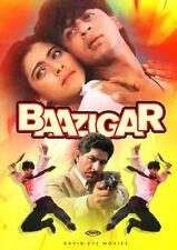 Baazigar (Shah Rukh Khan) Bollywood DVD NEU + OVP!