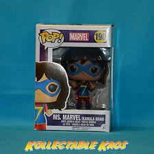 Ms. Marvel - Ms. Marvel Kamala Khan Pop! Vinyl Figure