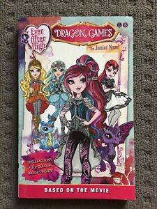 Dragon Games: The Junior Novel Based on the Movie