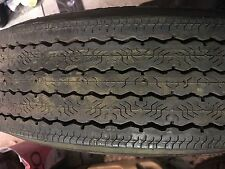 CONVENTIONAL CAR TYRE OLD 155-13 615X13 DUNLOP GRAND SPEED GS1