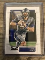 Daniel Jones 2019 Score Duke Blue Devils Rookie Card #331