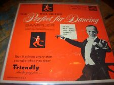 """VARIOUS perfect for dancing ( jazz ) 7""""/45 picture sleeve EP"""