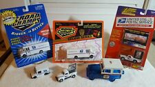 6 Us Postal Service Delivery Trucks Stamp Collection Road Champs Avon vehicles