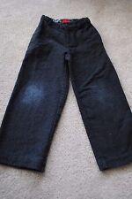 The Children'S Place Boys Flannel Dress Pants ~ Size 5 ~ Winter
