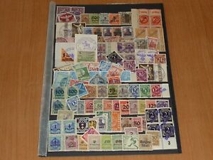 Reich,Bezirk,Local,Feldpost,Airmai,Saar,Sudetenland Better Stamps..2