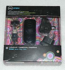 NEW GENUINE DELL STREAK USB POWER ADAPTER UK 2P G3 EUROPE MIDDLE EAST CH240