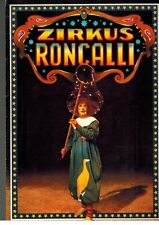 Circus Roncalli  Program - 1981