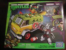 Mega Bloks Teenage Mutant Ninja Turtles Party Wagon NIB