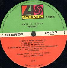 ROSEBUD Discoballs sont A Tribute To Pink Floyd Atlantic F 50446 Ita 1977