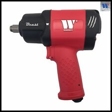 "Werkzeug - Impact Gun 1982 Nm ""The BEAST"" Only 1.65 Kg, 9000 RPM - Pro Range"