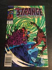 Doctor Strange,Sorcerer Supreme#27 Incredible Condition 9.4(1991) Vs Werewolf!!