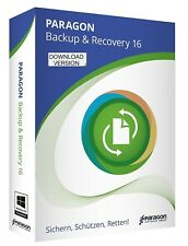 Paragon Backup & Recovery 16 / Deutsch / Online Download