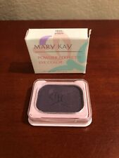 Vintage MARY KAY Powder Perfect IRIS Eye Color / Shadow ~ SQUARE ~ NEW IN BOX