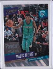 17/18 2017/18 Prestige Mist Parallel #161 Malik Monk Hornets