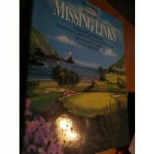 BEPUZZLED 1990 THE CASE OF THE MISSING LINKS JIGSAW PUZZLE MYSTERY