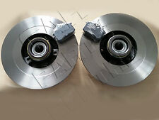 FOR RENUALT CLIO SPORT 2.0 MK3 197 200BHP 06- REAR DISCS PADS BEARING ABS FITTED