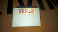 ## SNES Action Replay ##