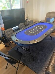 Barrington Poker Table With Four Chairs Included