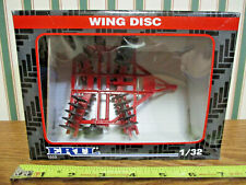 Red Wing Disk By Ertl 1/32nd Scale