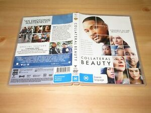 Collateral Beauty (DVD, 2017) [Please Read]