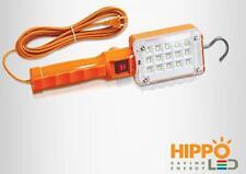Hippo Korea LED DE-2205W Work Light 5W 6500K Flashlight with Cable Cord 220V