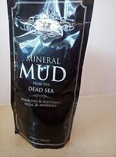 Dead Sea mud Skin Natural Body Mineral Spa Treatment Care Vitamins,600 g